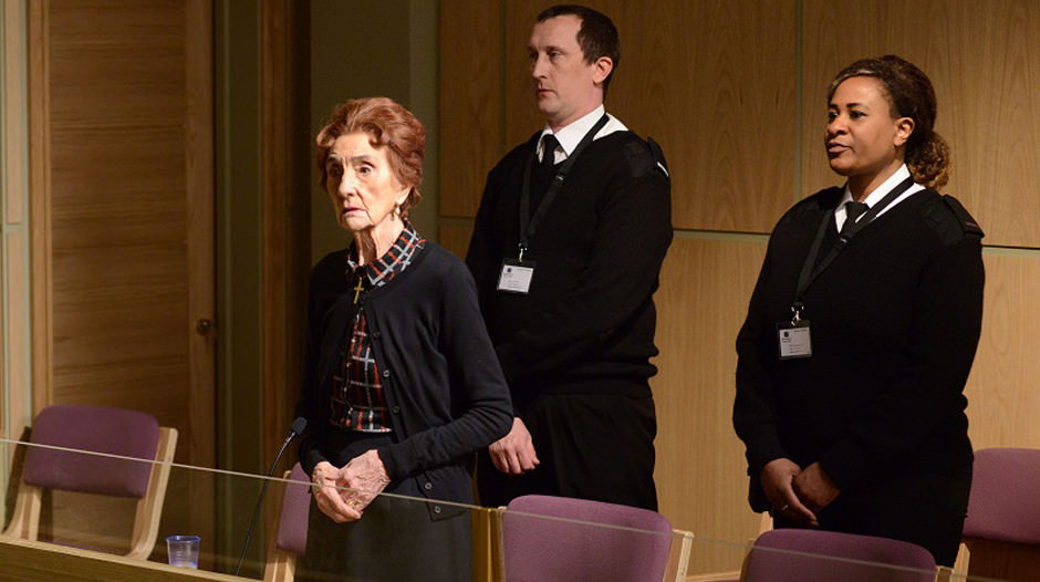 EastEnders 'Judgement week' as Dot Cotton's murder trial begins #FreeDot