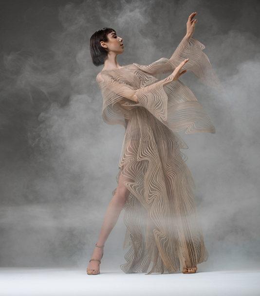 Etherial dreams. Iris Van Herpen