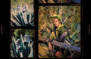 Mr. Warburton Magazine Masculine Beauty