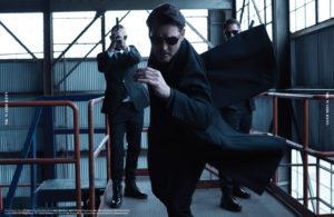 Mr. Warburton Magazine Peter Facinelli In the Matrix
