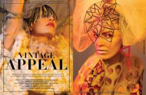 Mr. Warburton Magazine Vintage Appeal