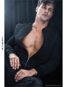 Mr. Warburton Magazine Undressed