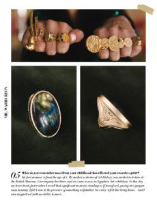 Mr. Warburton Magazine Gil Zohar
