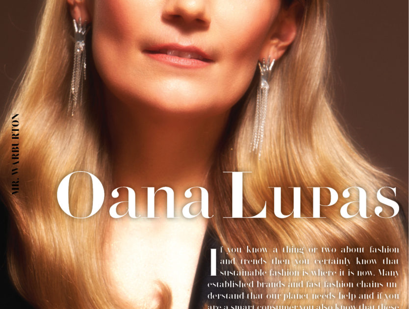 OANA LUPAS: Sustainable Fashion