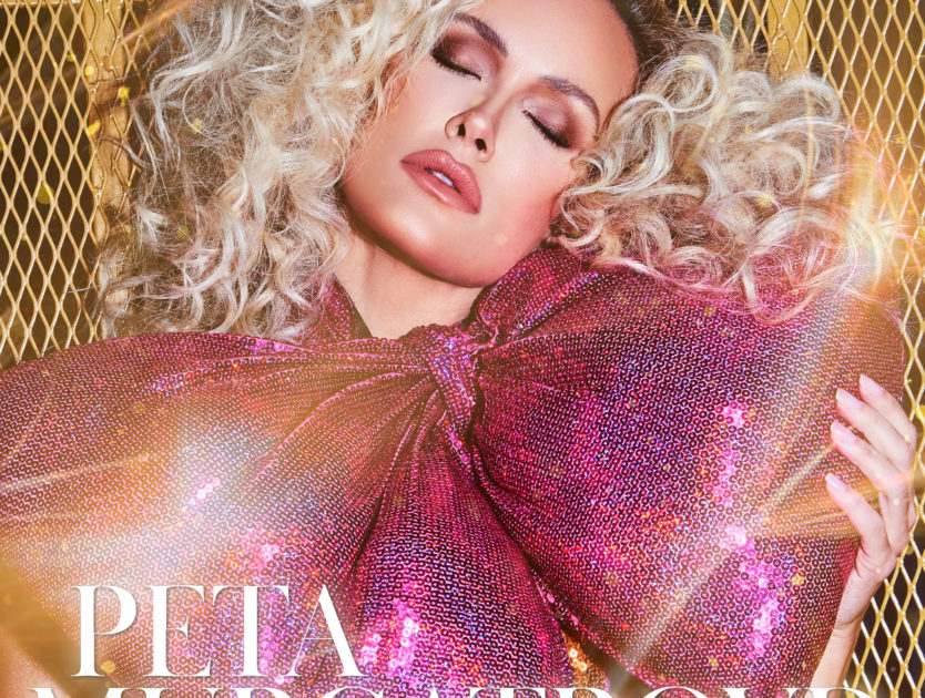 DWTS Legend, PETA MURGATROYD: Interview with the Hollywood Beauty Guru ROBYN NEWMARK