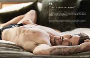 Mr. Warburton Magazine Gleb Savchenko