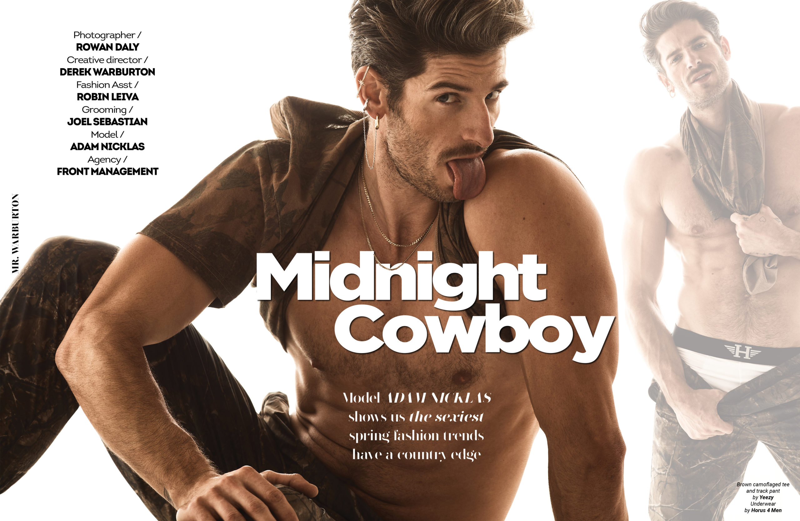 Mr. Warburton Magazine Midnight Cowboy