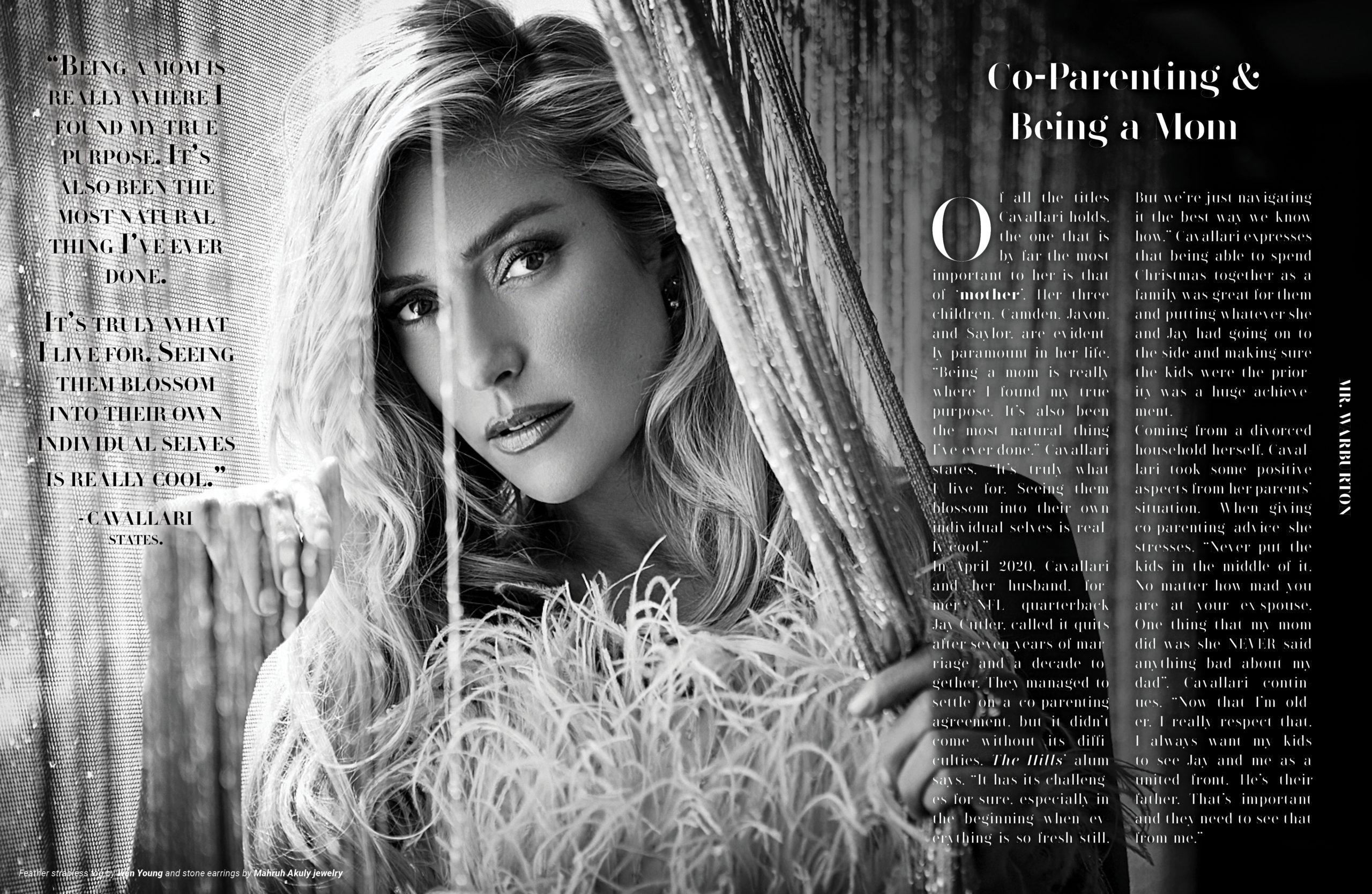 Mr. Warburton Magazine Kristin Cavallari