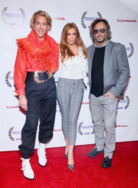 Nico Santucci's film Sarogeto releases at the Marina Del Ray Film Festival with Eric Roberts, Winsor Harmon 111, Ikumi Yoshimatsu and Derek Warburton